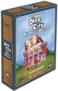 Dice City : By Royal Decree